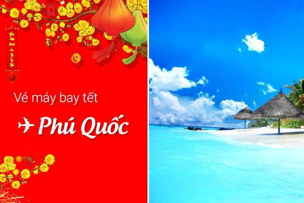 mua vé máy bay Sài Gòn đi Phú Quốc dịp tết nguyên đán