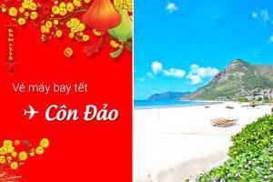 Vé máy bay Tết Sài Gòn Côn Đảo giá rẻ 2018