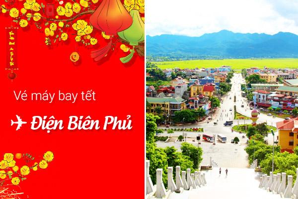 Vé bay Tết đi Điện Biên