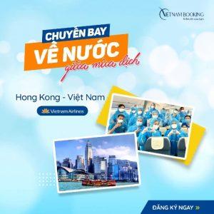 Một số lưu ý khi đăng ký chuyến bay từ Hong Kong về Việt Nam