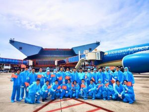 Đăng ký chuyến bay từ Angola về Việt Nam với thủ tục nhanh gọn